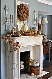 elegant halloween mantel decorating ideas 18 in small home decor