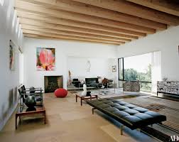 Mexican Modernist Wall Unit With Former Art Director Charles Churchward U0027s Modern Desert Retreat In
