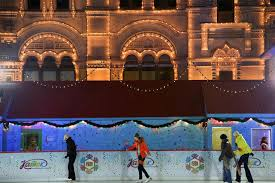 Backyard Ice Rink Tips Outdoor Ice Skating Rinks In Moscow