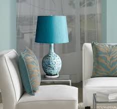 Livingroom Table Lamps Contemporary Table Lamps Living Room Contemporary With Aqua Aqua