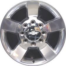 Wide Rims For Chevy Trucks Gmc Sierra 2500 Wheels Rims Wheel Rim Stock Oem Replacement