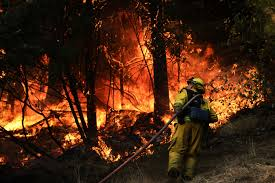 Wildfires California Current by Teams Report First Progress Against California Wildfires Death