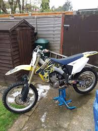 suzuki rmz250 motor cross bike in westcliff on sea essex gumtree