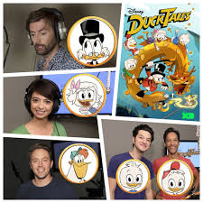 ducktales ducktales stars including david tennant to sign autographs at sdcc