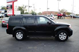 black nissan pathfinder 2014 2005 nissan pathfinder le black 4x4 used sport suv sale