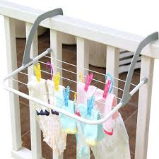 wall mounted drying rack for laundry diy laundry drying rack made from ladder devol hanging clothing