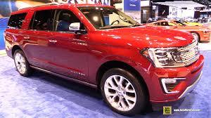2018 ford expedition platinum max exterior and interior