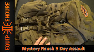 Kelty Map 3500 Wow Best Bug Out Bag Design Mystery Ranch 3 Day Assault Pack