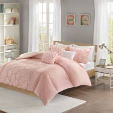 Pink Down Comforter Twin Buy Down Comforter Sets From Bed Bath U0026 Beyond