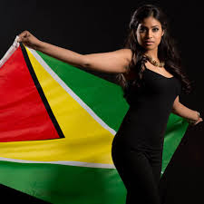 Gayana Flag Miss Universe 2013 Contestants Showing Their True Colors Missosology