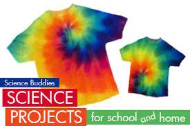 weekly science project idea home science activity spotlight tie