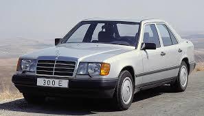 mercedes w 124 1985 1995 mercedes 200e 300e w124 specifications