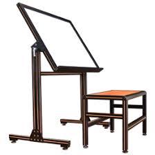 Drafting Table Hinge 80 20 Inc Xtreme Diy Solutions