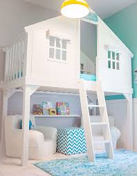 An IKEA Mydal Bunk Bed Hack Transformed To A Childrens Playhouse - Ikea mydal bunk bed