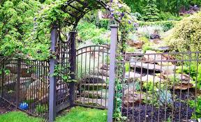 attractive garden arbors and arches tags garden arch trellis how