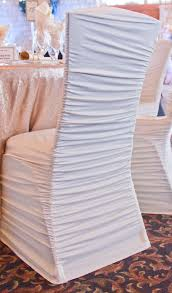 ruched chair covers ivory ruched spandex chair covers 2014 events