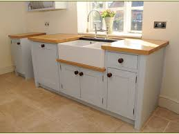 kitchen fascinating free standing kitchen cabinets white