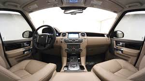 land rover lr4 interior 3rd row 2014 land rover lr4 hse lux the auto palace youtube