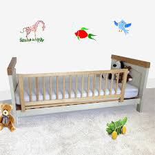 making an inexpensive for toddler bed rails u2014 mygreenatl bunk beds