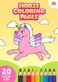 file horse coloring pages u2013 printable coloring book for kids pdf
