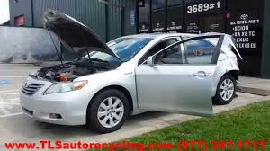 lexus toyota parts parting out 2008 toyota camry stock 4045yl tls auto recycling