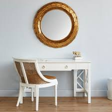 mirror home decor gold home decor trending 2017