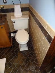 fresh best tile small bathroom floor 4454