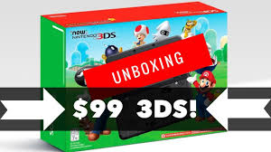 amazon new 3ds xl black friday deal 99 new nintendo 3ds super mario black edition unboxing black