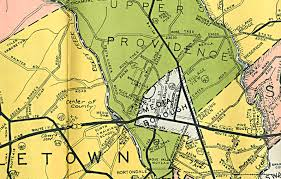Delaware County Map Historical Maps Friends Of Glen Providence Park