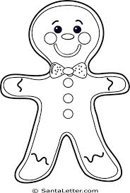 coloring pages beautiful gingerbread man coloring pages funny