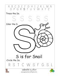 printable letter s worksheets stuff to buy pinterest