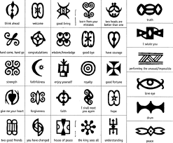 adinkra symbols and africans