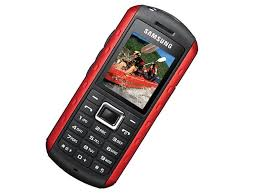 Rugged Outdoor Rugged Samsung Xplorer B2100 Announced News Your Mobile