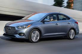 hyundai accent base model 2018 hyundai accent drive review basic no more motor trend