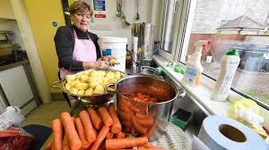 kitchen in a day tralee soup kitchen feeds over 100 people in a day