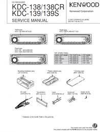 kenwood kdc 241 wiring diagram kenwood wiring diagrams collection