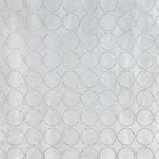 recycled wrapping paper wrap silver glitter circles recycled