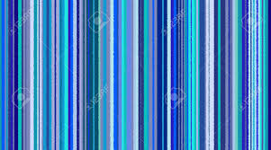 seamless striped background with different shades of blue stock