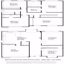 4 bedroom detached for sale in walton on thames floorplan