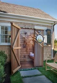 Cool Backyard Sheds Best 25 Outdoor Pool Bathroom Ideas On Pinterest Pool Bathroom