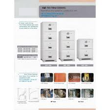 Fire Resistant Filing Cabinets by Ymi Fire Resistant Filing Cabinet Bif 300 Made In Korea