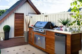 Outdoor Bbq Kitchen Designs 18 Outdoor Kitchen Designs Ideas Design Trends Premium Psd