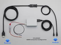 hdmi cord for android cd ah200c appradio mode android connection kit pioneer