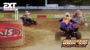 motocross atv com pdv racing maxxis 12h mondial du quad teaser 2015 atv