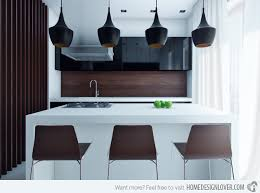eat at island in kitchen 15 modern eat in kitchen designs home design lover