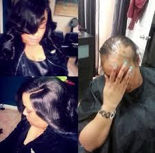 vixen sew in houston the alopecia hair dr home