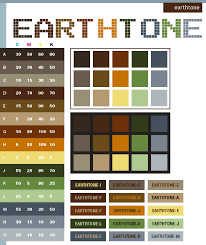 earth tone color schemes color combinations color palettes for
