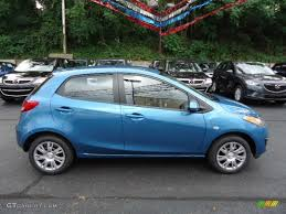 mazda 2 sport aquatic blue mica 2012 mazda mazda2 sport exterior photo 68239417