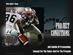 american football powerpoint presentation template best website