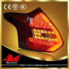 2014 ford focus tail light 2012 2014 ford focus led tail lights product show win power